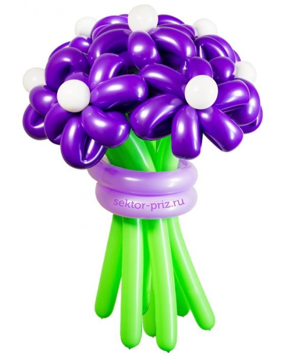 «Дежавю» — 11 цветов из шаров