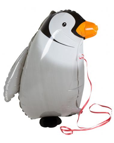 Ходячий шар (40 см) Пингвин