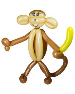 Фигура из шаров «Обезьянка»