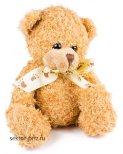 Игрушка «Медвежонок с бантом»